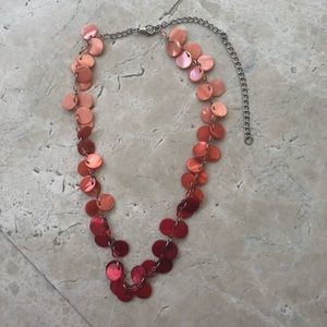 Jewelry - Pink & Coral Necklace